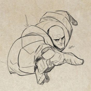 Luthor sketch by Mro16