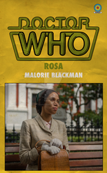 New Series Target Covers: Rosa by ChristaMactire