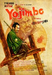 YOJIMBO revisited by markmchaley