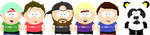 Dude Perfect in South Park by Martin-from-SP