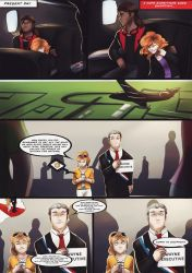 Warriors of the Miraculous Chapter 1 page 2 by MegS-ILS