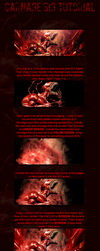 Carnage Tutorial by LiagnisArts