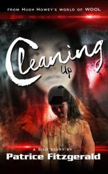 Cover Art for Cleaning Up - Patrice Fitzgerald by miketabor