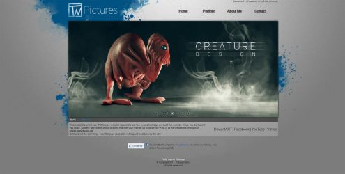 Website Design by TWPictures