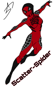 GIFT: Scatter-Spider by A5L-Legion
