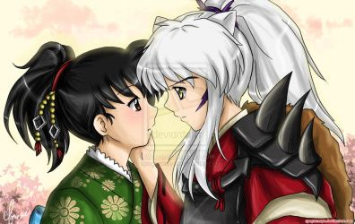 InuYasha FanFic - Do You Love Me by DragonaDemon