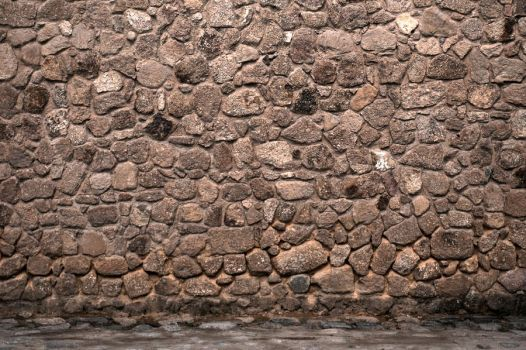 Stone wall by jrrhack