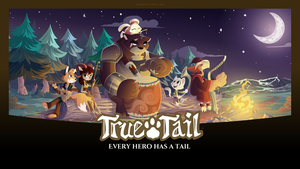 True Tail: Wallpaper 05 by SkynamicStudios