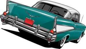 '57 Chevy by Bmart333