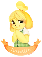 Isabelle by OMGProductions