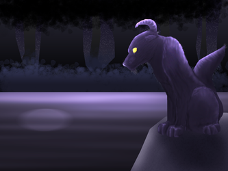 Loneliness by MeowingWolf200