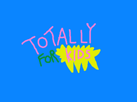 Fox Kids Totally For Kids logo by PikachuxAsh