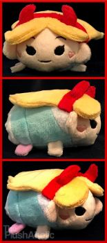 Stacking Plush: Star Butterfly by The-PlushAholic