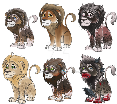 Lioden: Chibi Preview by Shockzzz