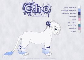 Cho's Character Sheet by Choiicho