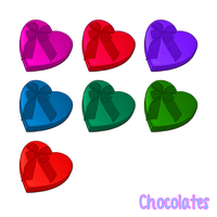 Chocolate Boxes or Presents pt 7 by FDQ
