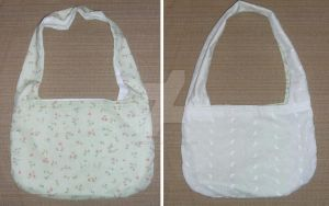 SOLD-Reversable Bag by taniathepirate