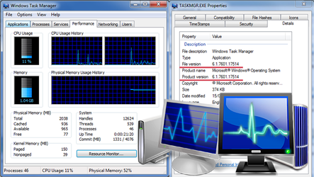 Win 7 SP1 Blue Task Manager by Elmer-BeFuddled