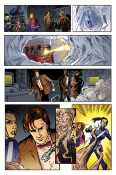 Dr Who The Only Good Dalek pg9 by Drivaaar