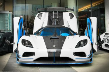 Koenigsegg RS1 by SeanTheCarSpotter