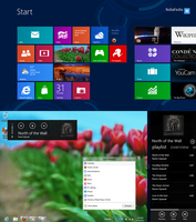 Windows 8 Release Preview by fediaFedia