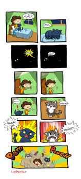 1..2..3..4.. FIGHT by Lupinpeace