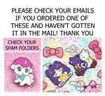 If you ordered something from me please read by zambicandy