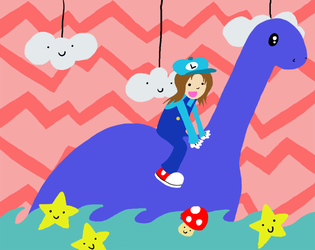 Dorrie + Me...with some stars by sheepers
