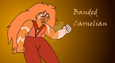 Banded Carnelian by Winchester-Art
