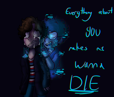 (BMC)You Make Me Wanna Die(Redraw 2) by GalaxyGal-11