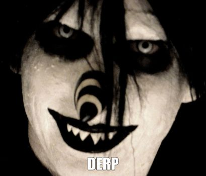 laughing Jack derp by CreeperGirl200