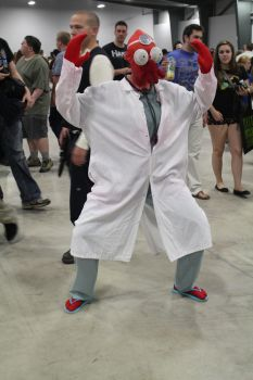 Doctor Zoidberg by VoiceofSupergirl