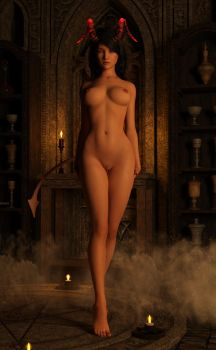 Succubus Queen - 22a by johngate2014
