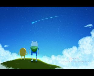 Adventure time by YumiKF