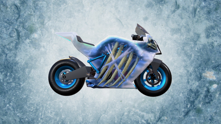 Wight Motorcycle by chaitanyak