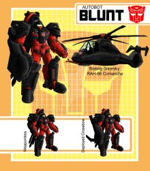Autobot Blunt original version by I-SithLord