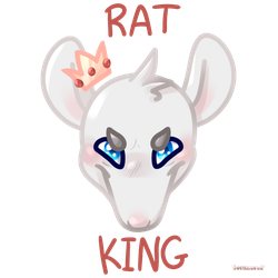Rat King by artwork-tee