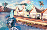 Bronycan Drawing Contest Entry by Incomplete-Obsession