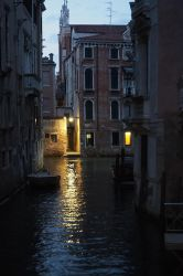 Blue hour in Venice by jpachl