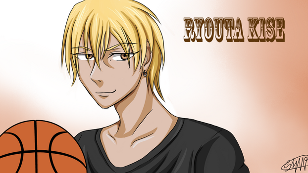 Ryouta Kise (Kuroko no basket) by Speed-Wish