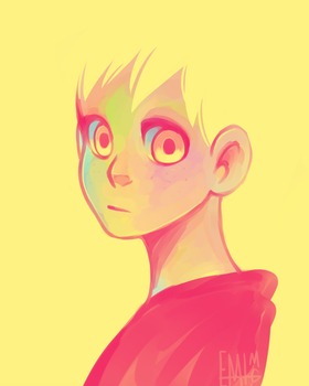 Colour practise by EmiMG