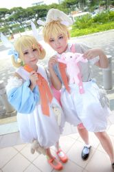 Vocaloid Lost Forest - Kagamine Rin x Len by Xeno-Photography