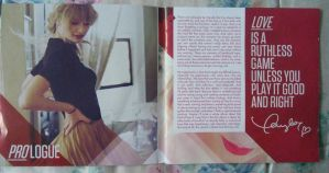 TS RED (Deluxe Edition) Booklet Prologue 01 by Avengium