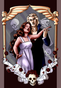 Elisabeth and Death by rumpelstiltskinned