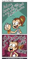 Luan to Die #2 by Garabatoz