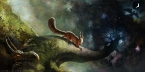Ratatoesk by daniellieske