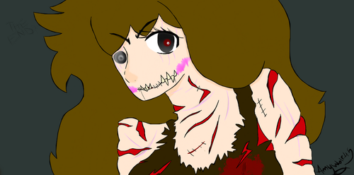 Nightmare Chica by amywolf45