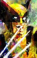 Wolverine (Anti-Hero Collection) by j2Artist
