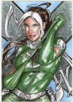 Rogue Sketchcard by Csyeung