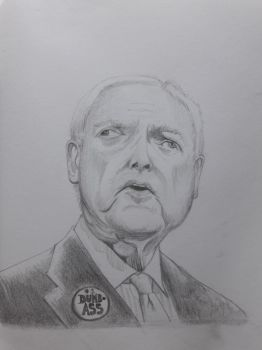 Orrin Hatch is a Dumb-Ass by DoctorFantastic